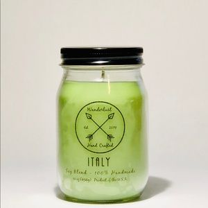 Wanderlust Hand Crafted 16oz Italy candle